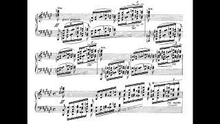 Nikolai Myaskovsky ‒ Piano Sonata No.1, Op.6