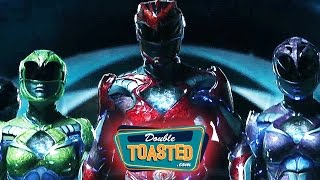 POWER RANGERS 2017 MOVIE TRAILER #2 REACTION - Double Toasted Review