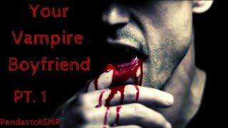 ASMR || A Visit From Your Vampire Boyfriend (Gender Neutral)