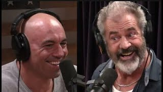 Joe Rogan - Mel Gibson on How Stem Cell Therapy Saved His Dad