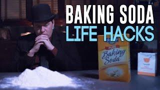 10 Awesome Baking Soda Life Hacks