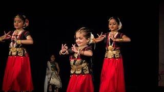 Pushpanjali by Infants of SHAILUSHAM ARTS & CREATIONS! (Bharatanatyam)