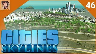 Cities: Skylines - Part 46 | HILLSIDE HOMES