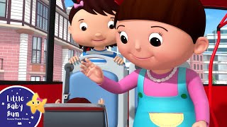Baby On The Bus - Wheels On The Bus   BRAND NEW!   Nursery Rhymes & Kids Songs   Little Baby Bum