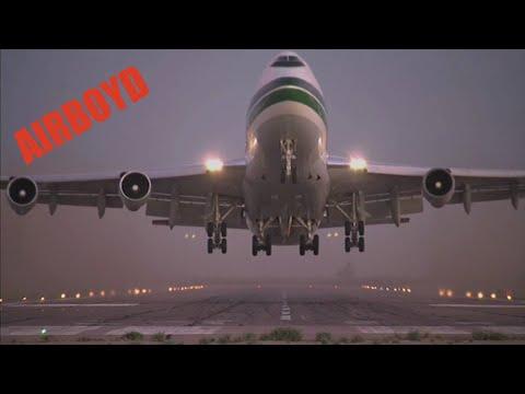 Evergreen Airlines 747 Supertanker