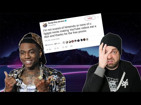 Soulja Boy CALLS OUT Nintendo AND YouTubers RGT 85