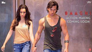 Making of Baaghi Teaser | Tiger Shroff & Shraddha Kapoor | Releasing April 29