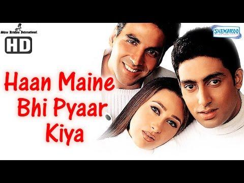 Xxx Mp4 Haan Maine Bhi Pyaar Kiya HD Akshay Kumar Abhishek Bachchan Karisma Kapoor Hindi Movie 3gp Sex