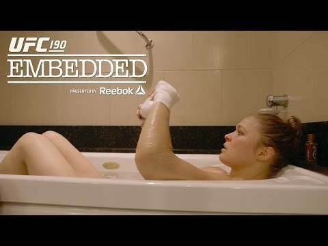 Xxx Mp4 UFC 190 Embedded Vlog Series – Episode 5 3gp Sex