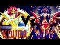 Download Video 【Saint Seiya Omega Ω - Final Battle】 Kouga Vs The God Of Time Saturn/Subaru「AMV ~ Hero」 3GP MP4 FLV
