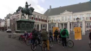Brent (13) is de jongste stadsgids van Nederland