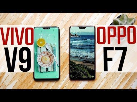 Xxx Mp4 OPPO F7 Vs Vivo V9 Comparison Overview Hindi हिन्दी 3gp Sex