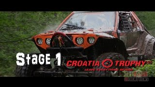 Croatia Trophy 2017 Stage 1 part 1