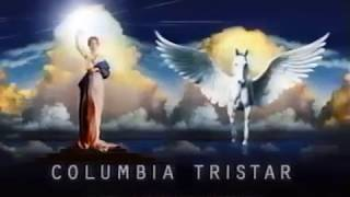 Columbia Tristar Home Entertainment logo Regular PAL Toned