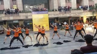 Cezain dance performance at osicillation 2k17