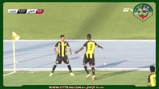 هدف الإتحاد الثاني على الأهلي - الدوري السعودي الممتاز للشباب 2017/2018