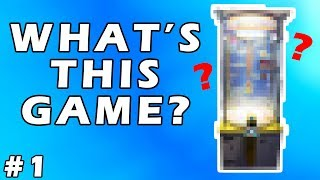 CAN YOU GUESS THIS GAME?