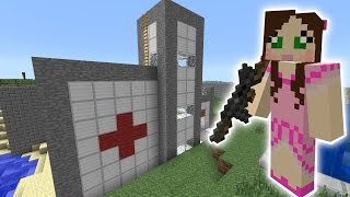 Minecraft: THE HOSPITAL MISSION - The Crafting Dead [58]