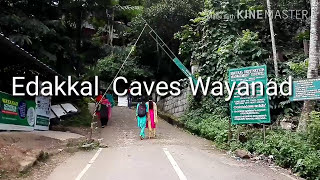 Edakkal Caves wayanad amazing view best video in HD