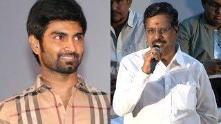 BREAKING: Kalaipuli Thanu Says Atharava is the Next Big Star in Tamil cinema - Must watch