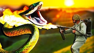 SNAKE IN THE GRASS! | Far Cry 4 #6