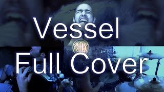 While Heaven Wept - Vessel FULL Cover (by DS, Sérgio Ferreira & Bruno Neves)