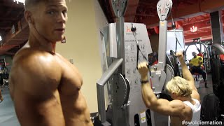 Swoldier Nation - Trainer Edition - Upper Body with Shaun Stafford