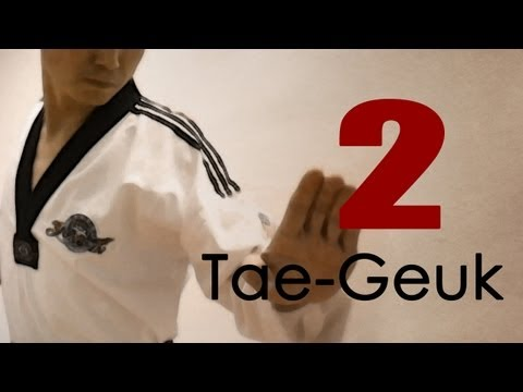 Xxx Mp4 WT Taekwondo Poomsae Taegeuk 2 Jang Explanations 태극 2장 Taekwonwoo 3gp Sex