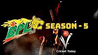 Bangladesh Premier League (BPL) T20 Cricket 2017 [ Promo Video ]