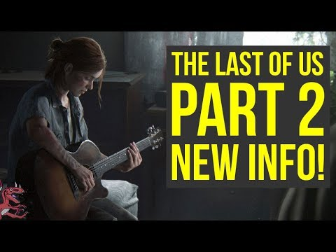 The Last of Us Part 2 New Info: MULTIPLAYER & WAY MORE! (The Last of Us 2 News)