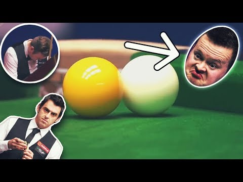 Snookers Flukes & Escapes Compilation ᴴᴰ