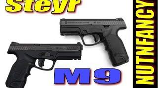 Steyr M9 A1: Best Pistol You've Never Heard Of