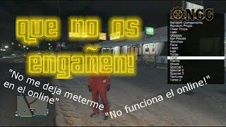 NO FUNCIONA EL MOD MENU SIN PS3 PIRATA GTAO ||| SIN ENGAÑOS ||| MOD MENU D3AD3DITZZ ||| KibianYT