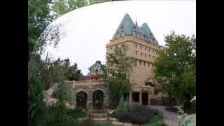 EPCOT - Canada Pavilion Area Music