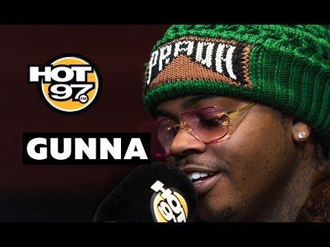 Gunna On Fashion Influence Gucci Controversy Fans Rushing Listening Party
