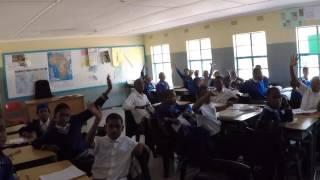 Galaletsang Primary School Video 4