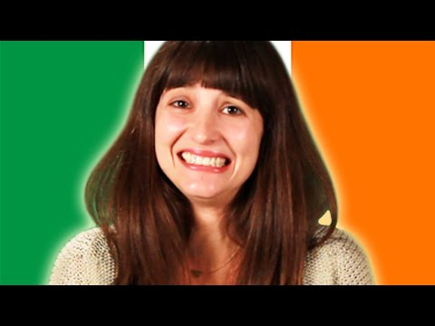 Xxx Mp4 Americans Try To Pronounce Traditional Irish Names 3gp Sex