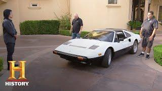 Pawn Stars: 1984 Ferrari 308 GTS (Season 15)   History