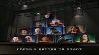 WWF War Zone PlayStation 1 Bret Hart Challenge Mode Playthrough