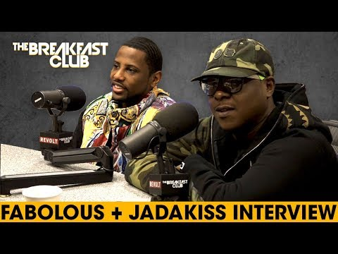Fabolous Jadakiss On Their Joint Album Mase vs. Cam ron Why More Artists Need To Speak Up