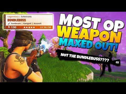 Xxx Mp4 MOST POWERFUL GUN IN FORTNITE Fortnite STW 3gp Sex