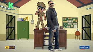 Little Singham OFFICIAL PROMO featuring Rohit Shetty
