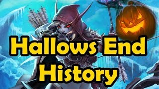 The Short History of Hallow's End in Game - WCmini Facts