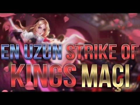 EN UZUN STRIKE OF KINGS MAÇI