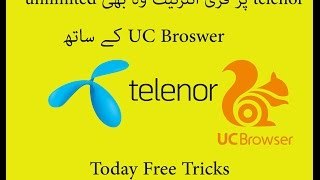 Unlimited Telenor Free Internet UC Handler
