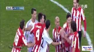 طرد كرستيانو رونالدو امام اتلتيك بلباو    Cristiano Ronaldo Red Card