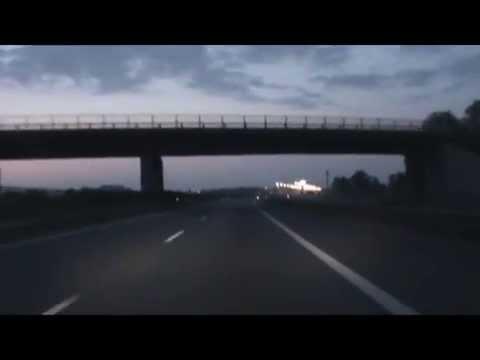 Junakiem M16 dookoła Polski odcinek z Gdyni do Elbląga.