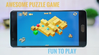 Endless Puzzle Game - Cubiscape