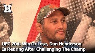 Before UFC 204 Rematch, Dan Henderson Reflects On UFC 100 Bisping KO, Talks Epic Pig Roast