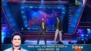 Shaan in Indian idol 5 - Woh Pehli Baar
